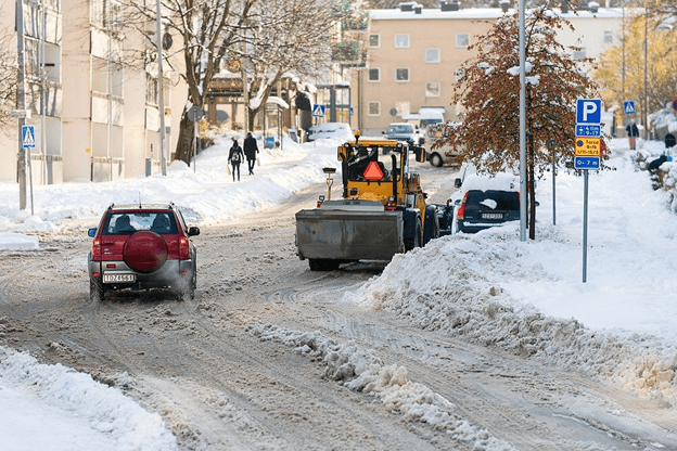 Snow Removal Scams